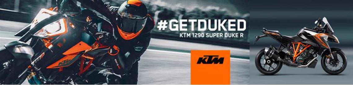 KTM 1290 SUPER DUKE GT 2021